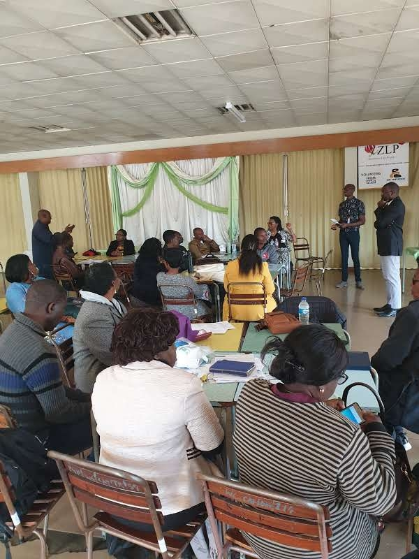 Harare Workshop 10